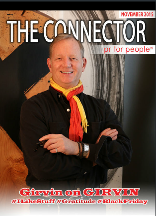 PR for People The Connector November 2015