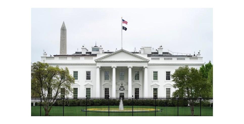 The POW-MIA Flag once again flies over the White House