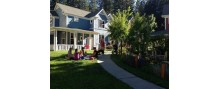 Nevada City cohousing: Photo Credit by Charles Durrett